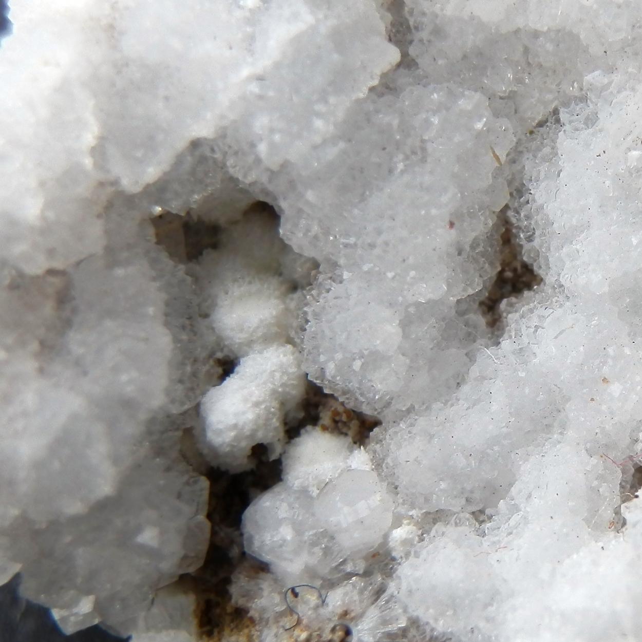Tacharanite & Phillipsite