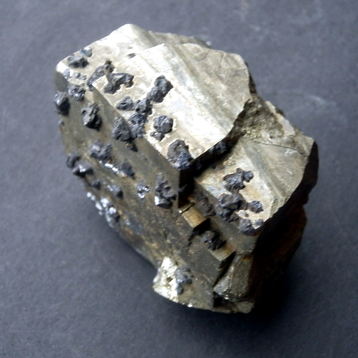 Pyrite & Magnetite