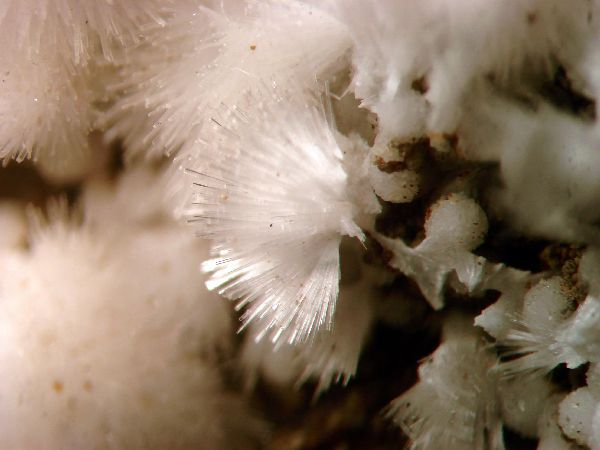 Natrolite With Phillipsite
