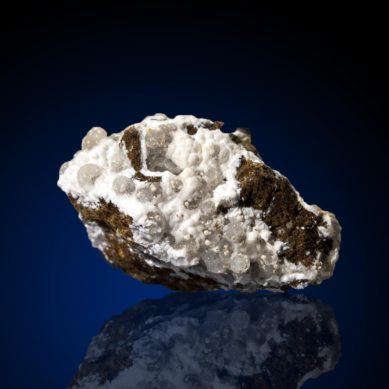 Phillipsite-Na & Gonnardite