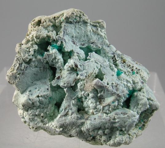 Murdochite & Dioptase
