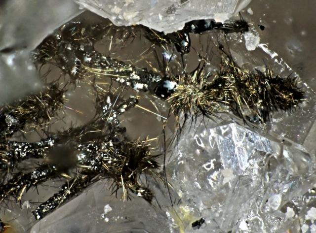 Wittichenite & Aikinite