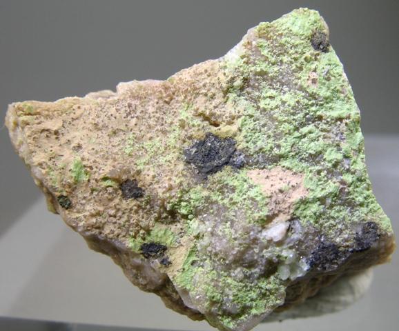 Benleonardite & Stützite
