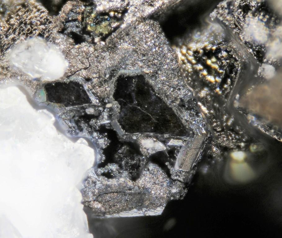 Billingsleyite Luzonite & Polybasite