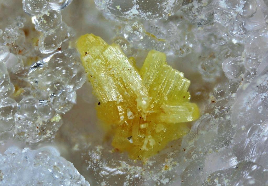 Kleinite & Hyalite