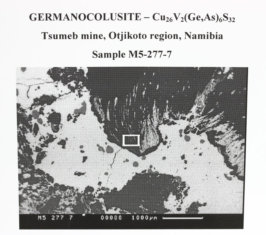 Germanocolusite