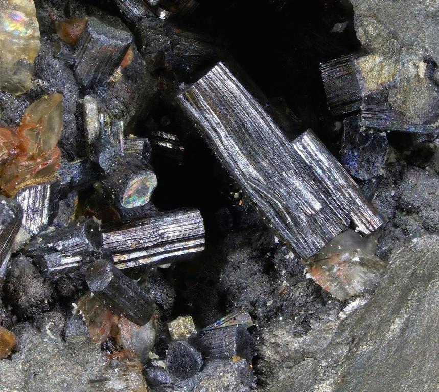 Argentopyrite & Sternbergite