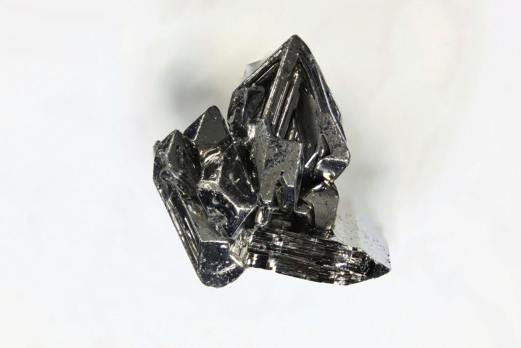 Native Tellurium On Sylvanite