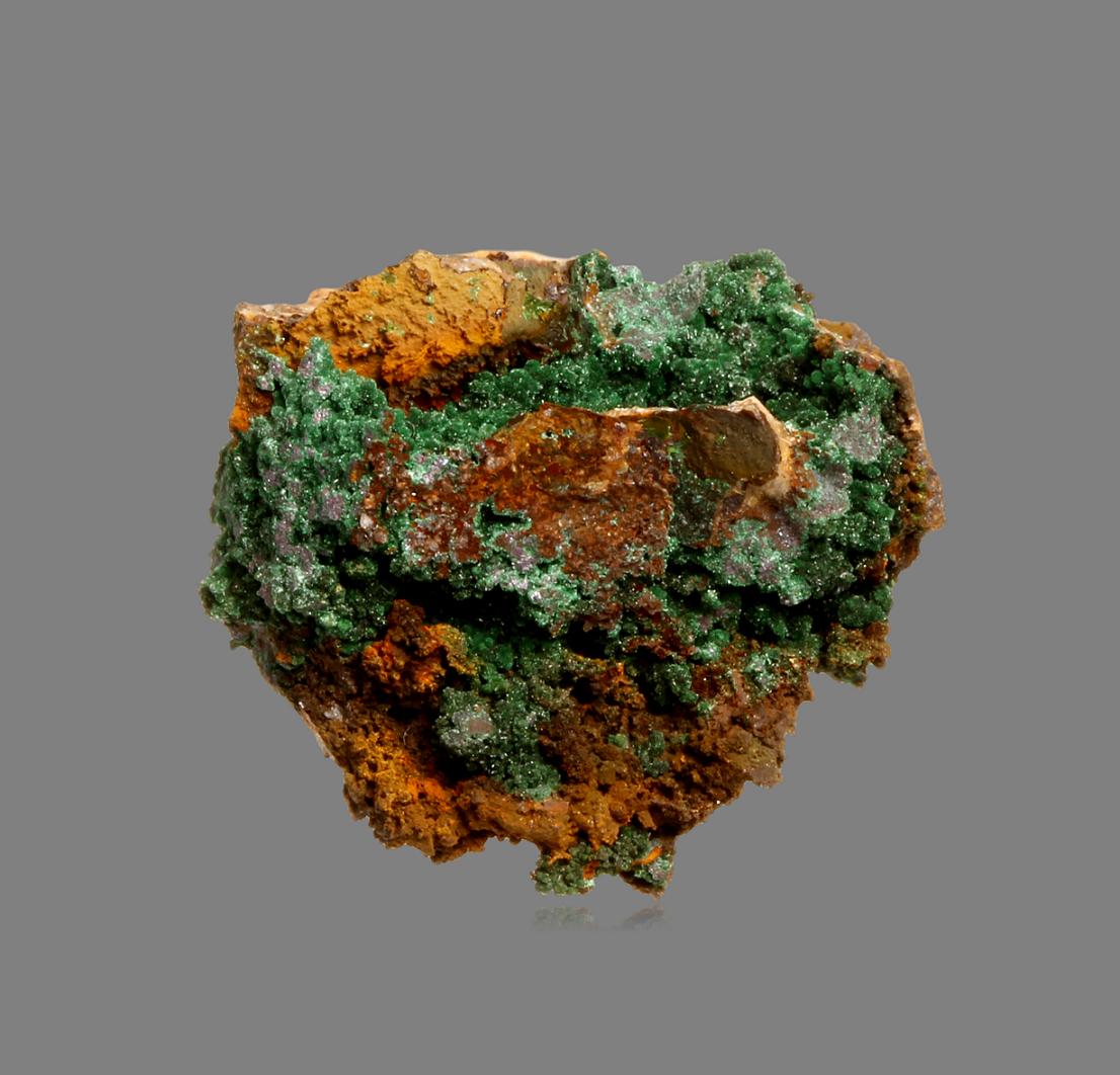 Malachite Psm Copper & Cuprite