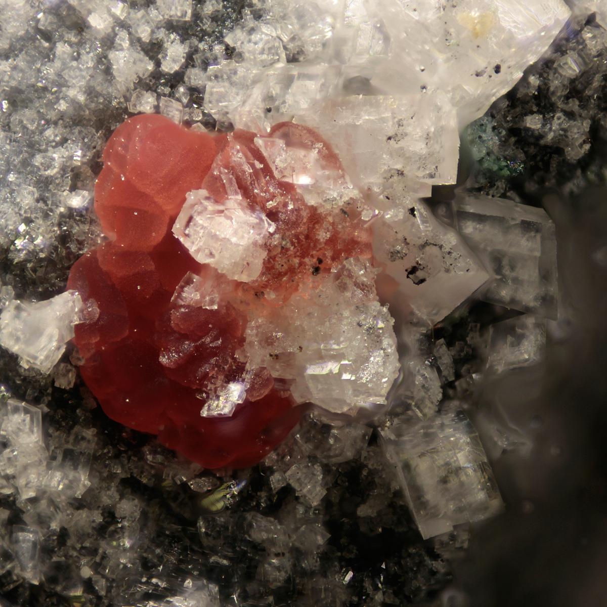 Cobaltkoritnigite & Dolomite