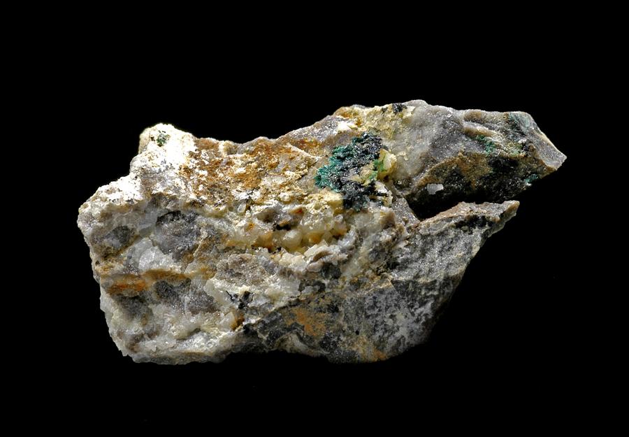 Tenorite & Clinoatacamite