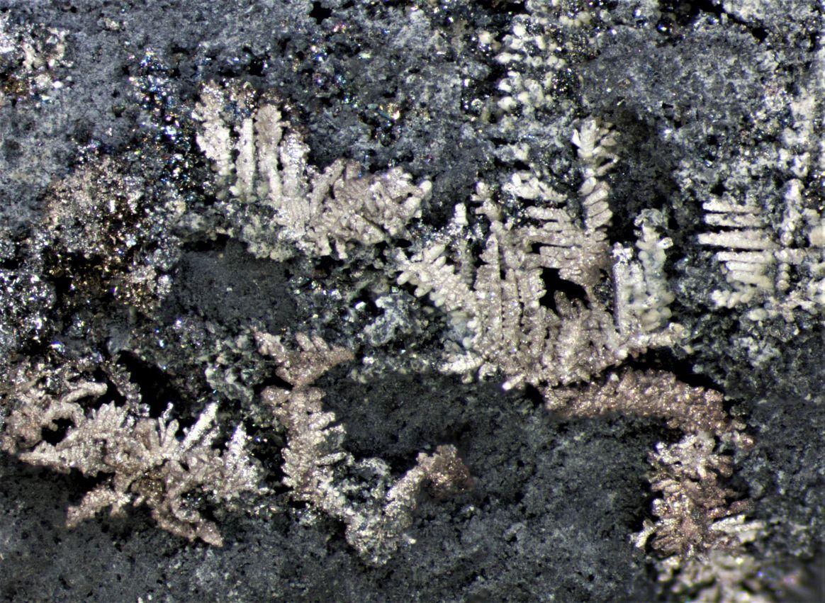 Silver & Argentopyrite