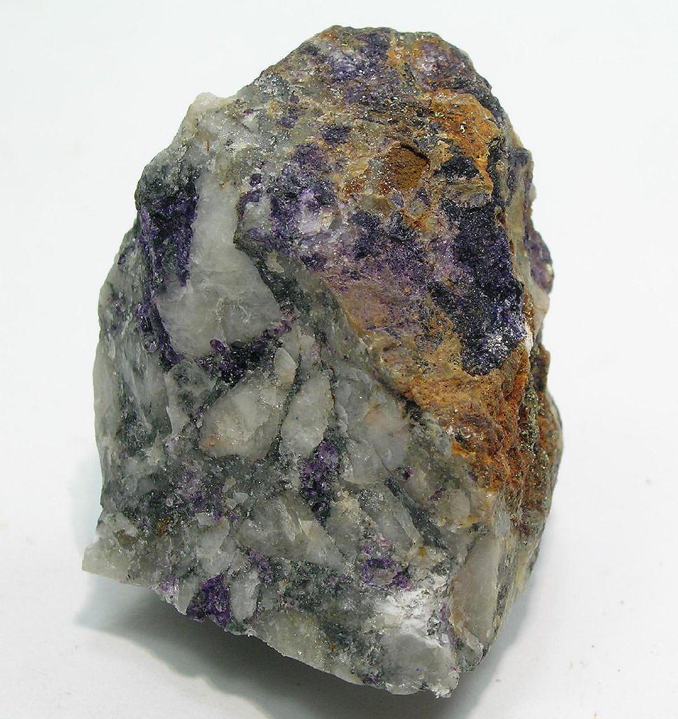 Fluorite Var Antozonite