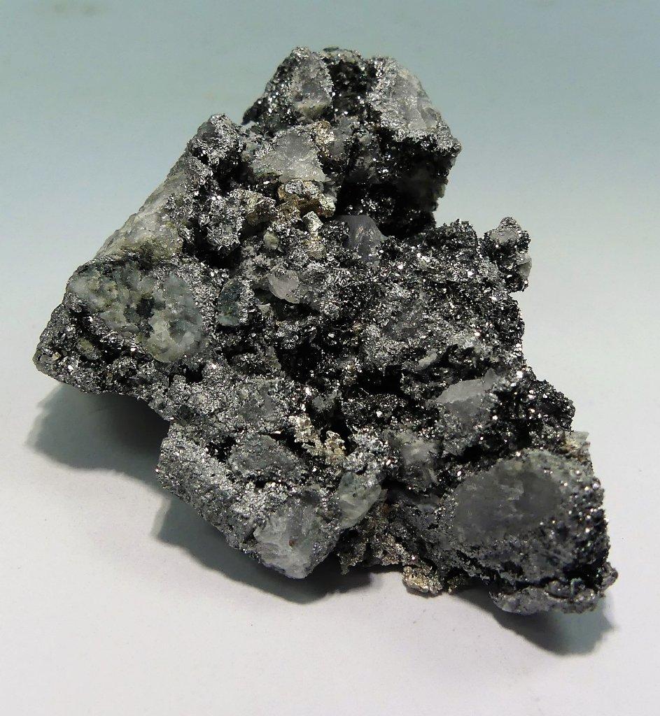 Silver & Argentite