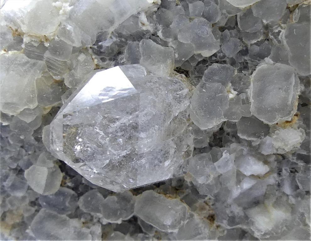 Quartz & Calcite