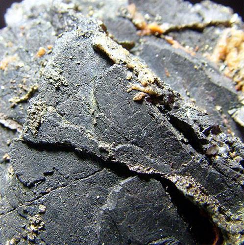 Arsenopyrite & Wolframite
