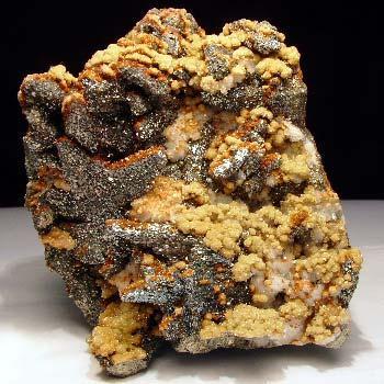 Arsenopyrite Psm Pyrrhotite