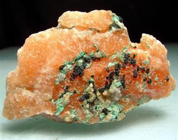 Djurleite Malachite & Gypsum