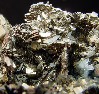 Marcasite & Pyrite