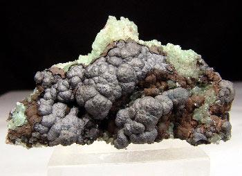 Willemite & Coronadite