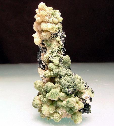Mimetite Duftite Coronadite & Cobaltoan Dolomite