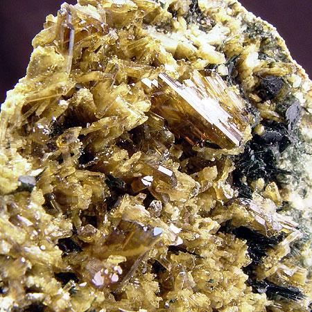 Epidote Diopside & Byssolite