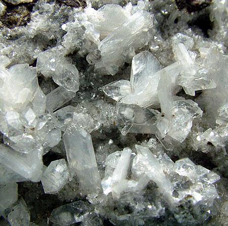 Apophyllite Stilbite & Heulandite
