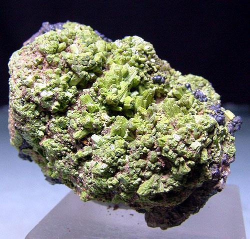 Pyromorphite & Goethite