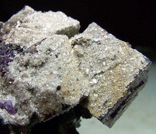 Fluorite Sphalerite & Baryte