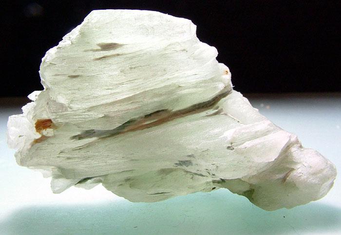 Quartz With Chrysotile