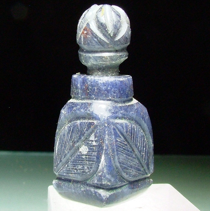 Sodalite Bottle