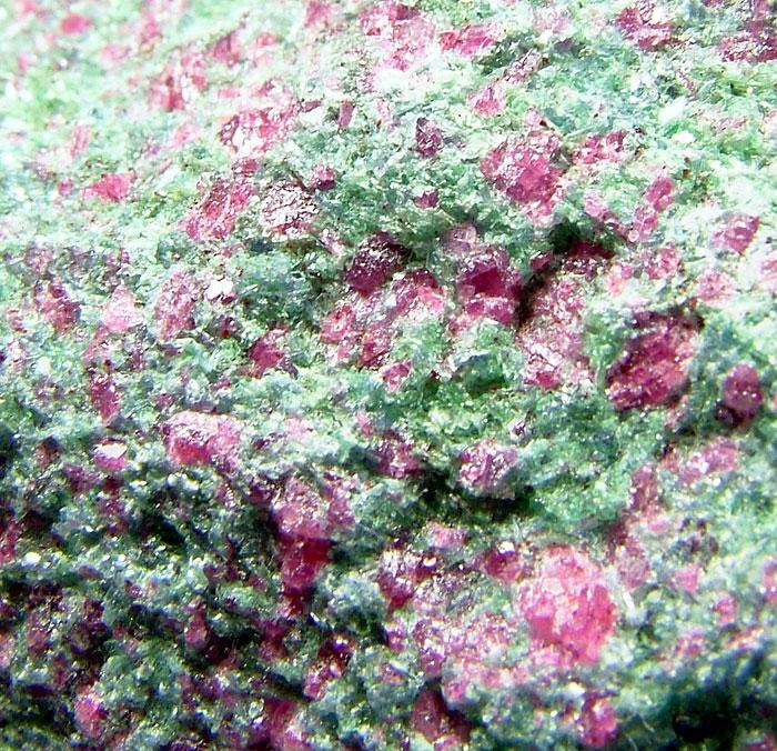 Ruby In Fuchsite