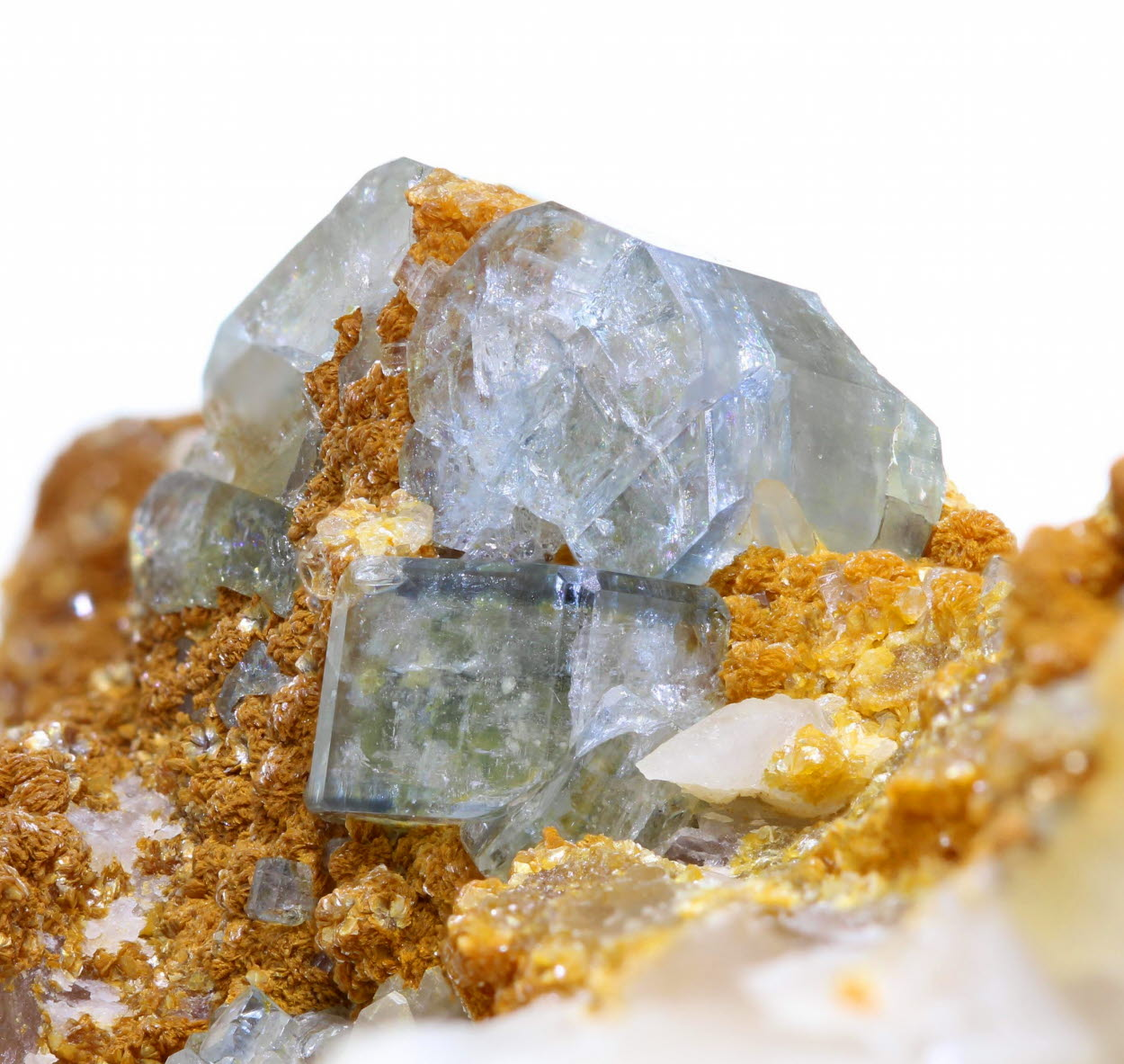 Apatite With Orthoclase