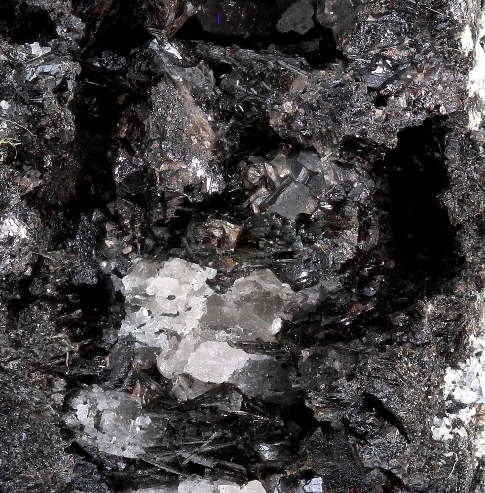 Cassiterite & Schorl