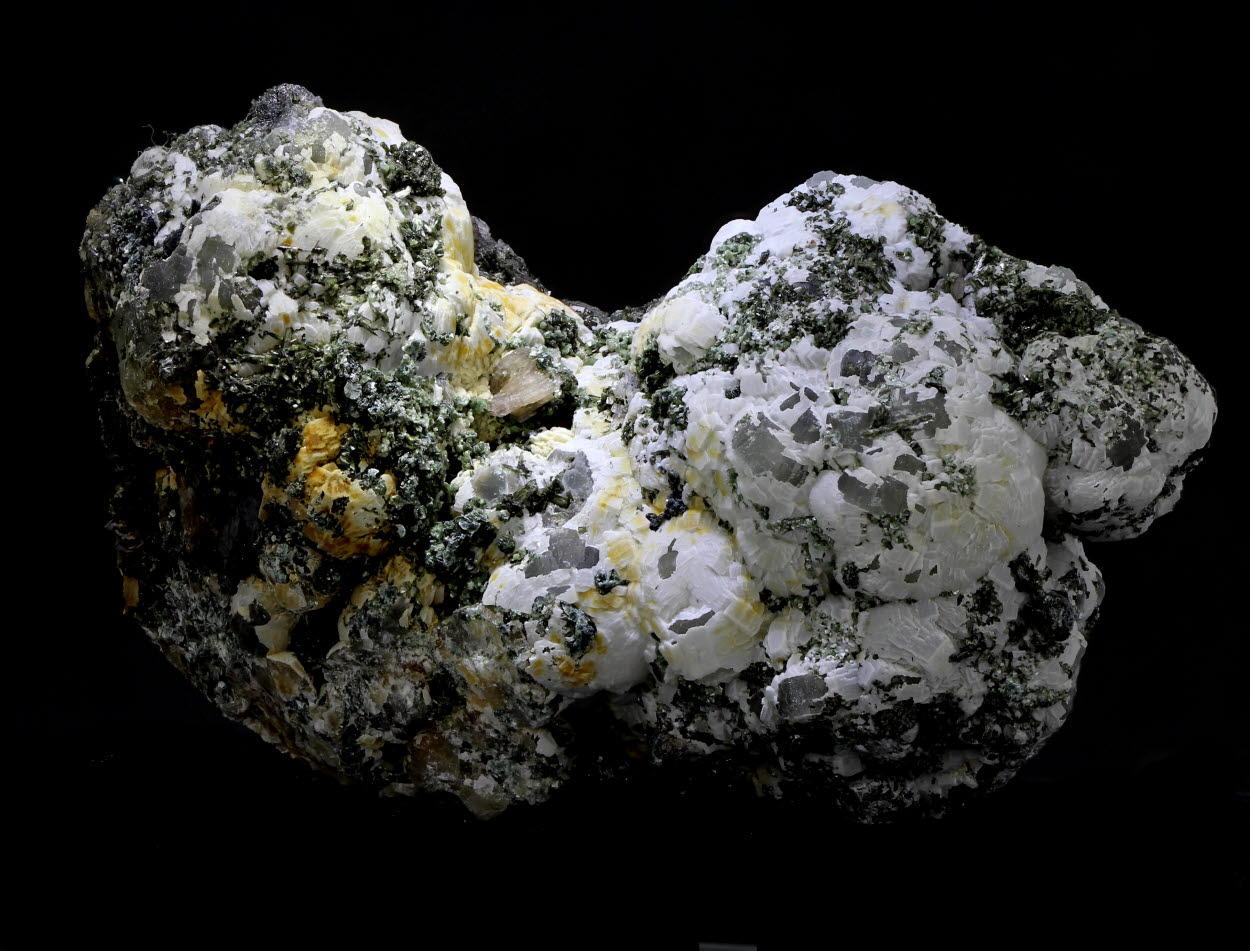 Axinite & Prehnite