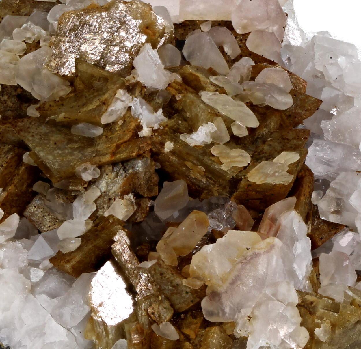 Siderite & Calcite