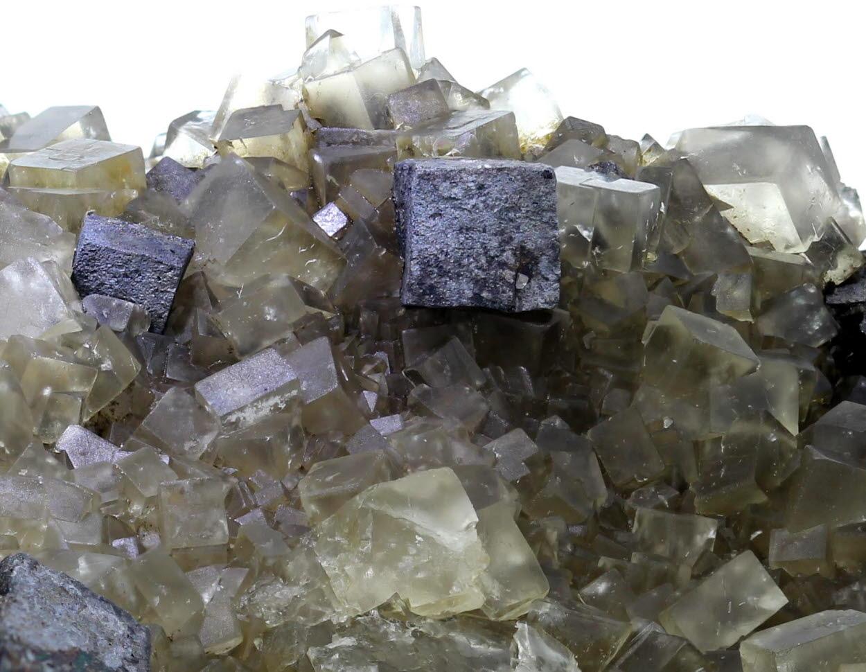 Fluorite & Galena
