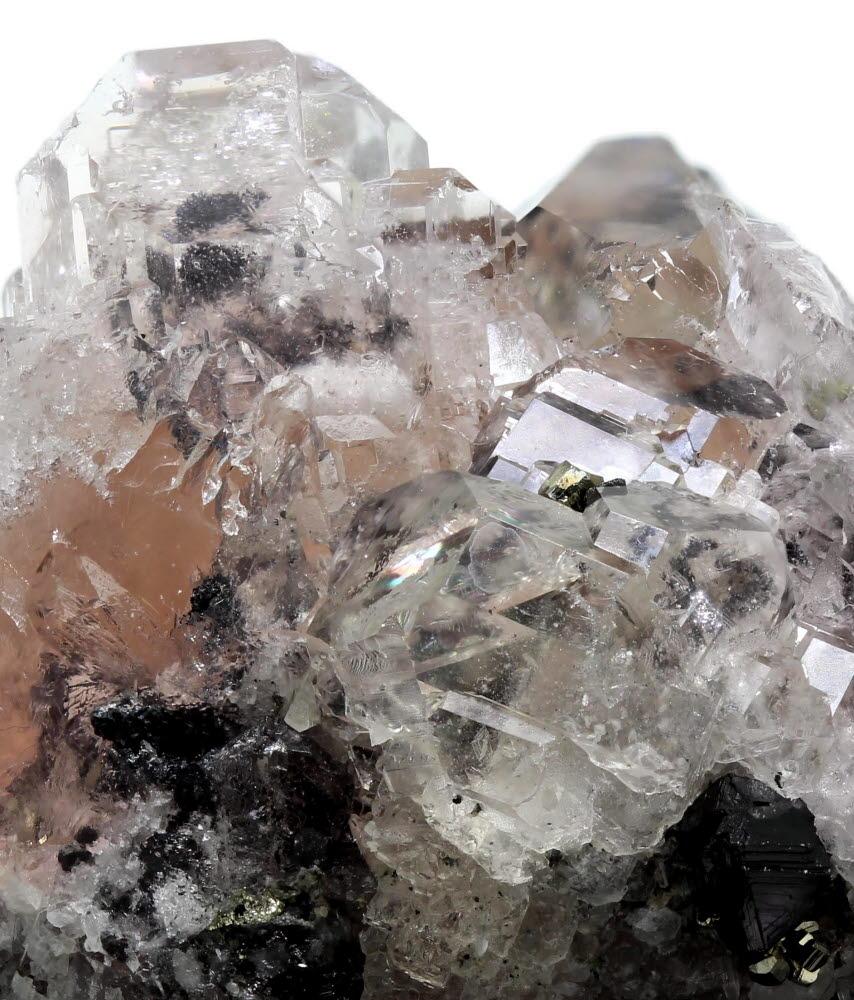 Fluorite Pyrite & Sphalerite