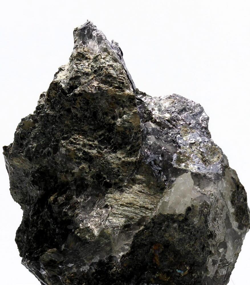 Native Bismuth & Molybdenite