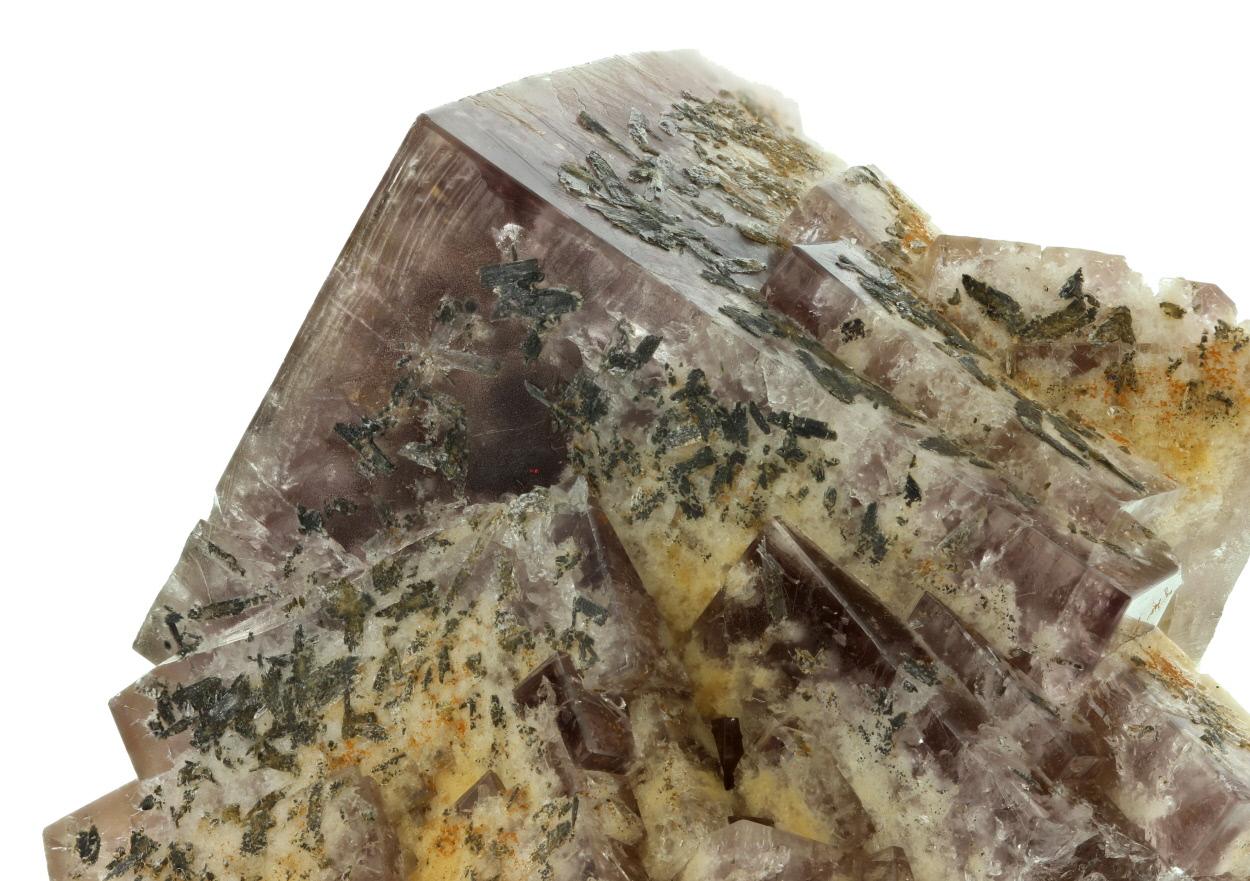 Fluorite & Gypsum