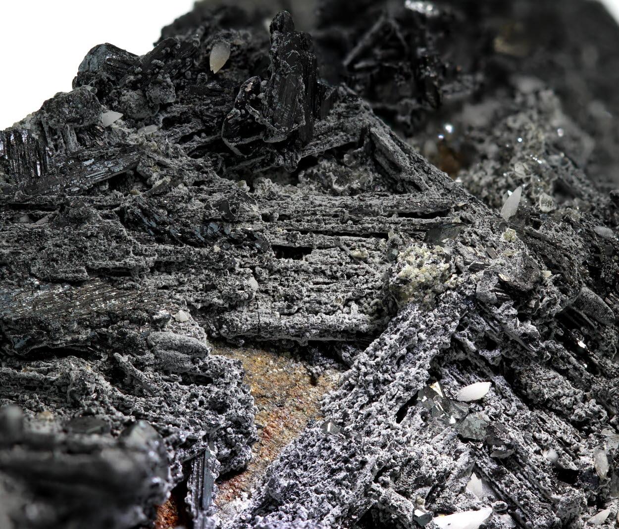 Betekhtinite Chalcocite & Tennantite