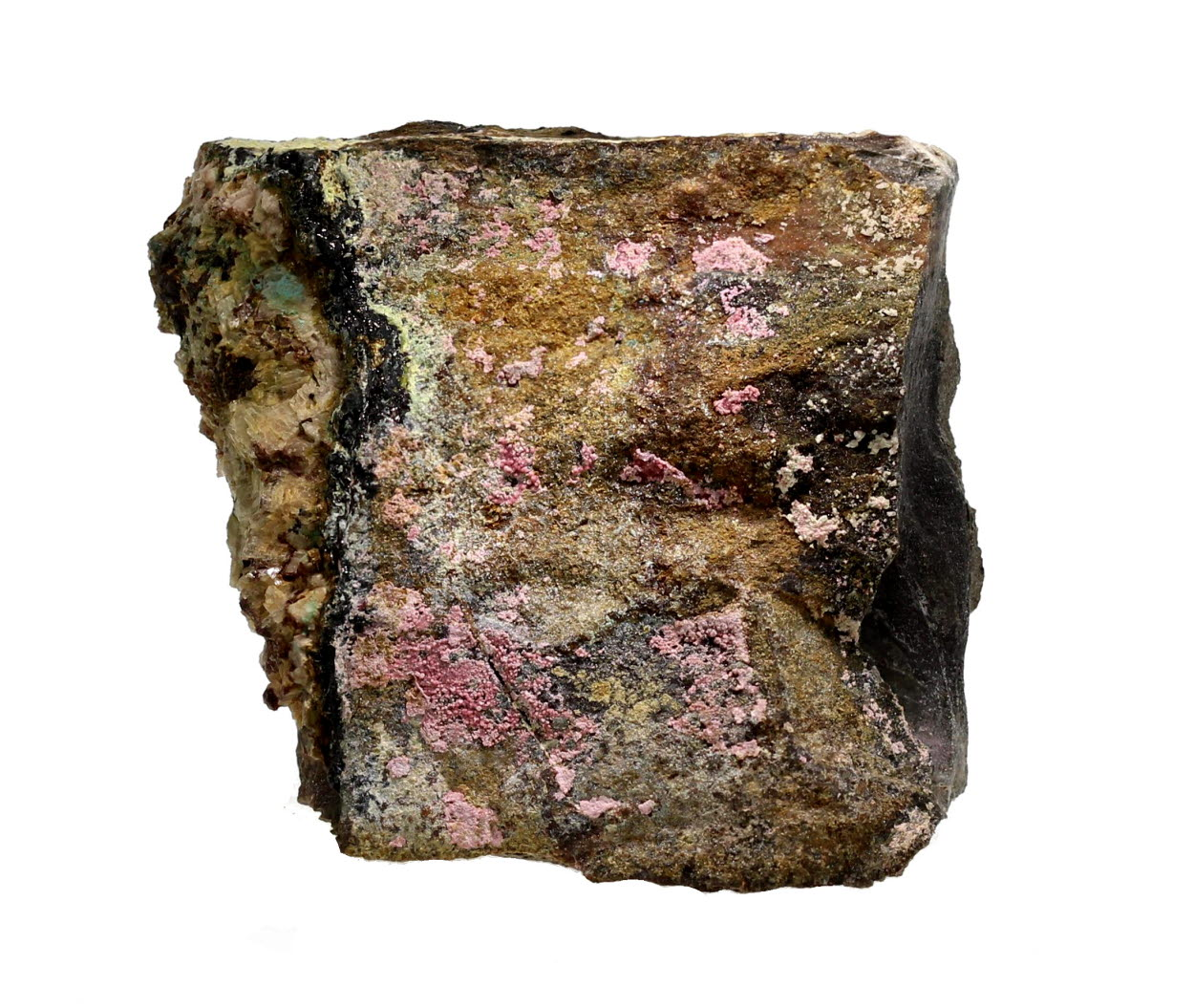 Erythrite & Uraninite