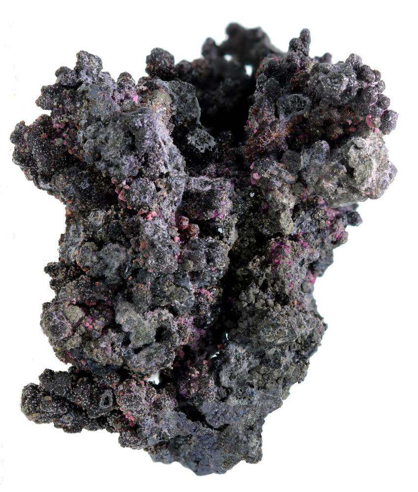 Rammelsbergite Polybasite & Erythrite