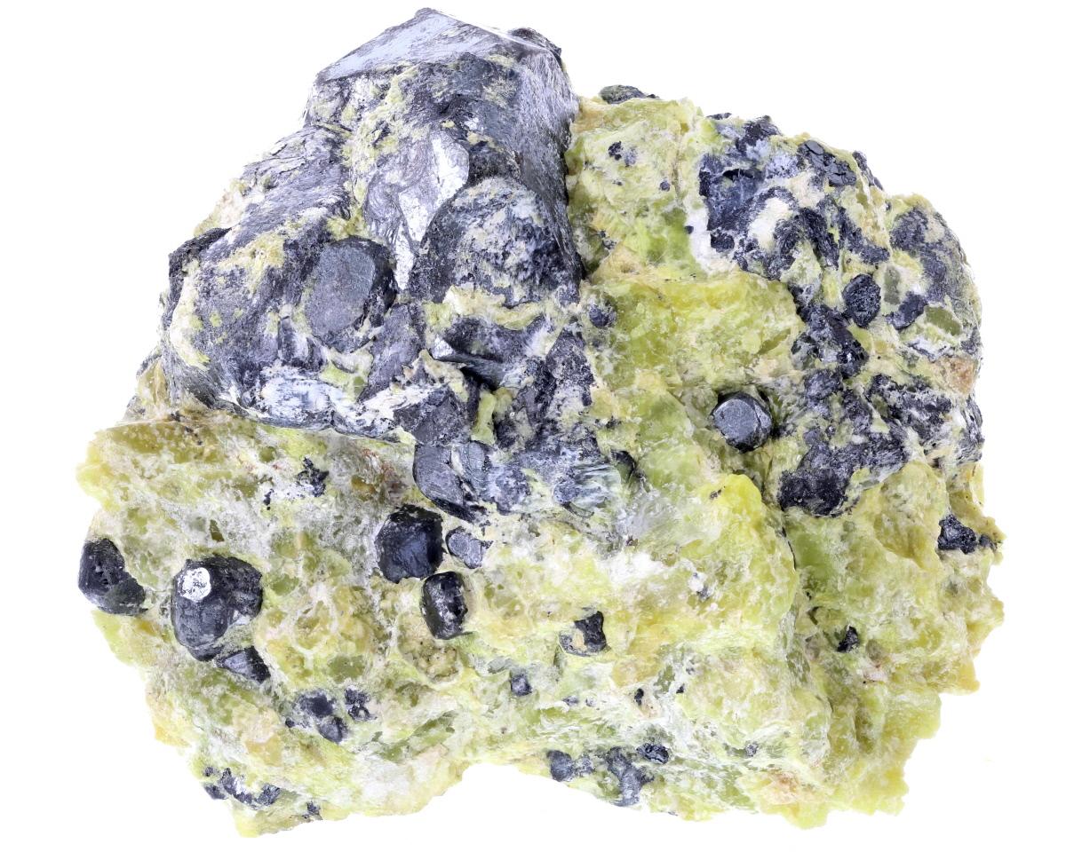 Martite Hydrotalcite & Lizardite