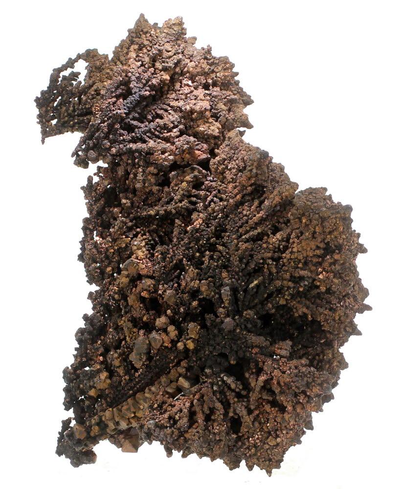 Native Copper Psm Cuprite