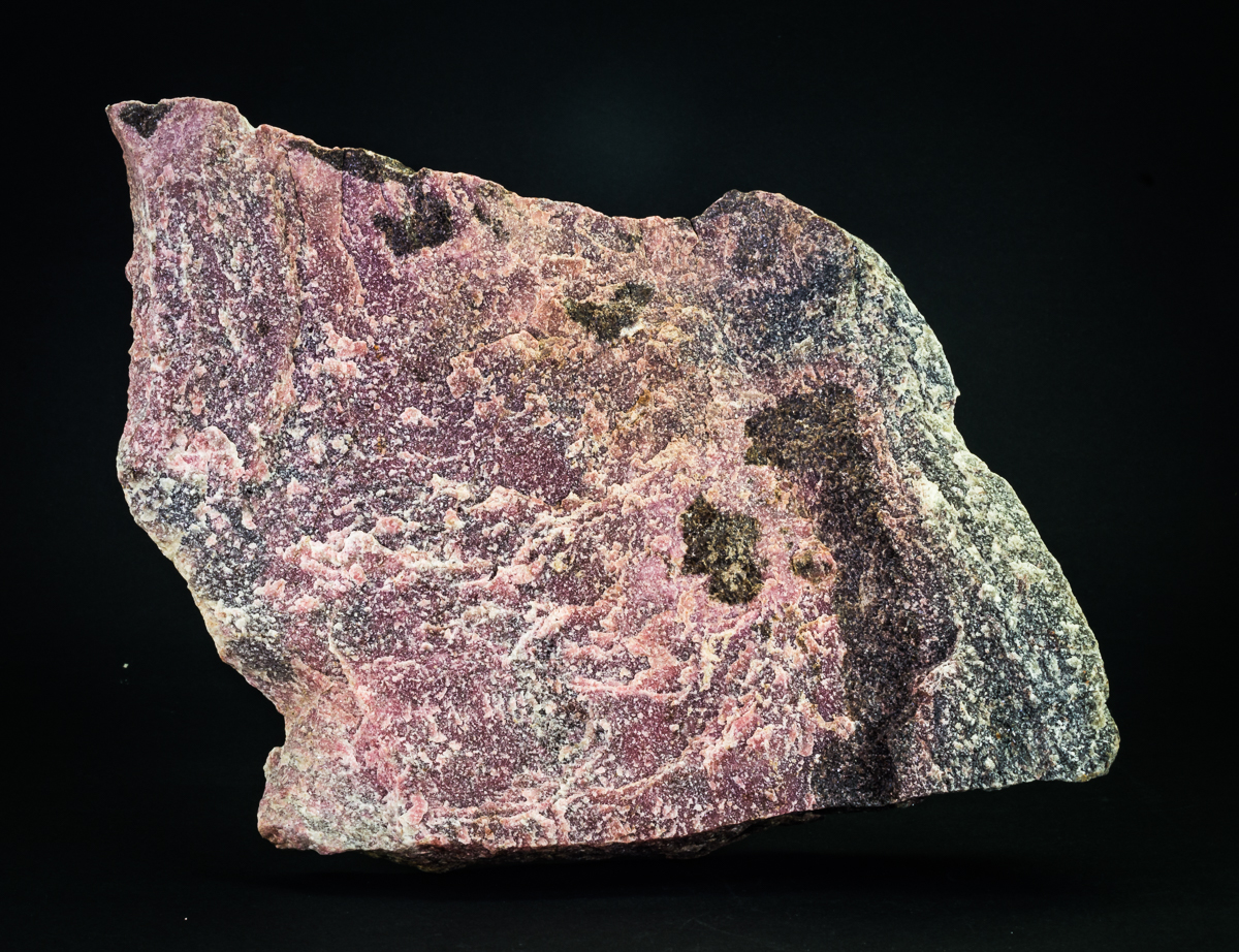 Willemite & Rhodonite