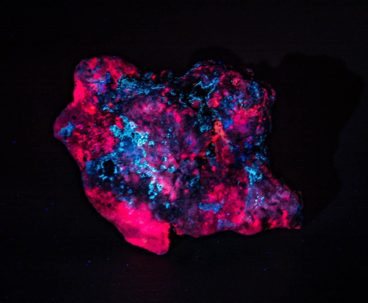 Strontian Aragonite & Calcite