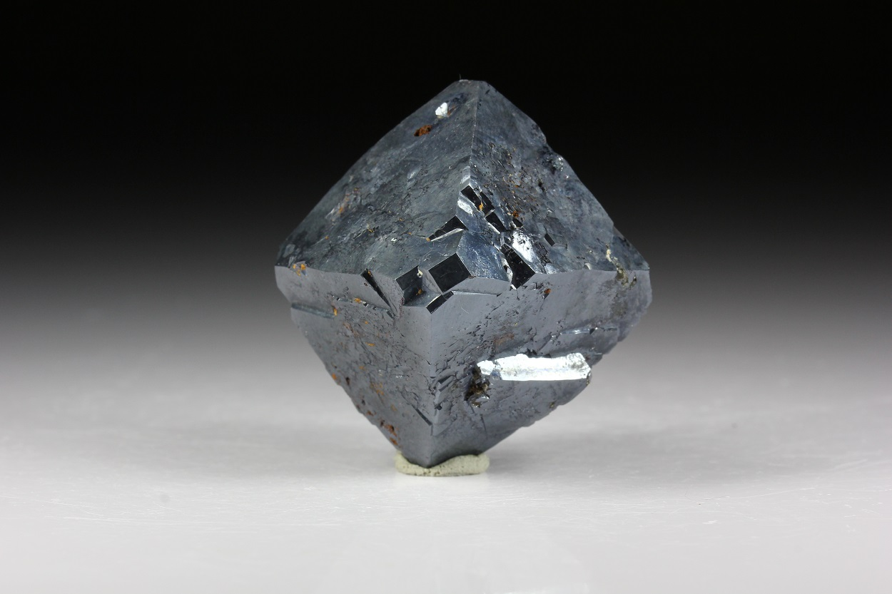 Cuprite With Silver
