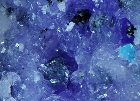 Coquimbite Voltaite Halotrichite Römerite Chalcanthite & Szomolnokite