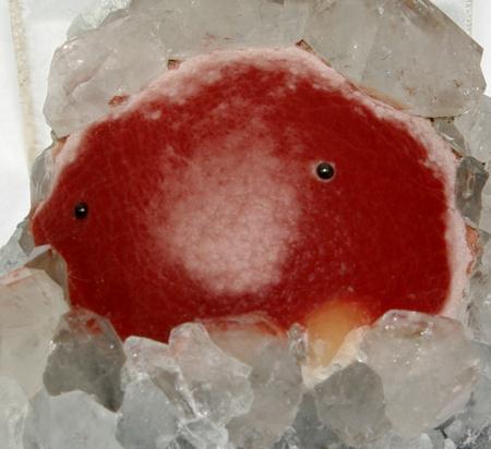 Fluorite Quartz & Opal